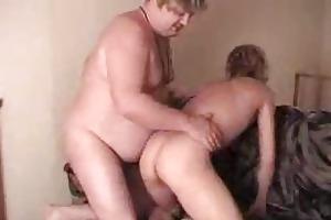 old blimp drilling hawt slender guy into his anus