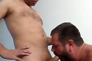 daddy bear fucked by his paramour
