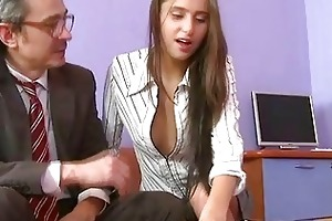young chick having wild fucking