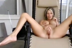 breasty tattooed d like to fuck toying