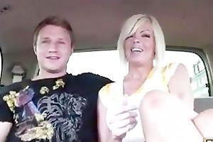 hawt blonde mother i is a freak