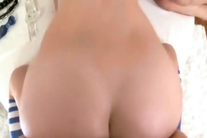 mom&#039 s anal threesome 0061