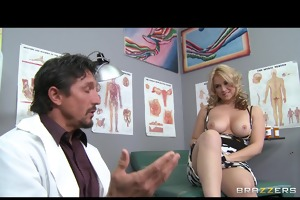 hot big-tit blond slut d like to fuck patient