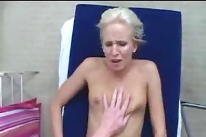pretty 18 year old gets screwed hard