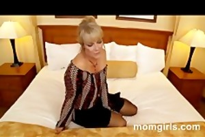 hot milf fucking youthful penis and acquires