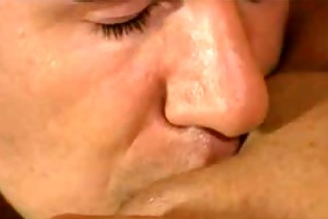 breasty euroslut does anal on the first date