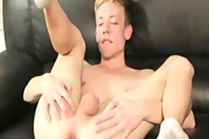 derrick paul and hans blan: tight youthful ass