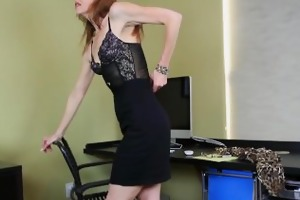 skinny milf betty blaze receives all naughty at