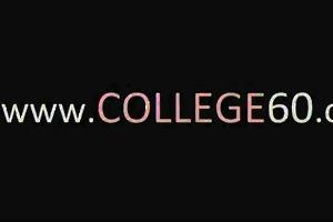youthful college coeds enjoying schlongs