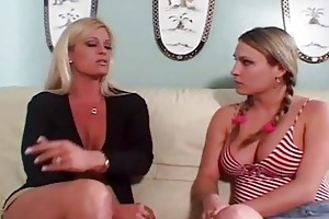 older women and younger chicks vol6 - scene 03