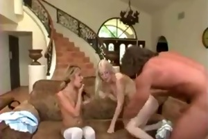 kat, charlotte stokely threesome