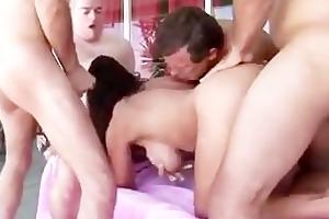 persia get gangbanged by sum white boyz