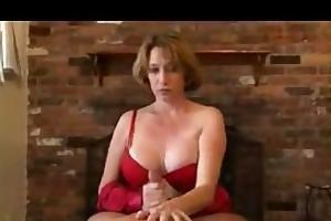 step-mom anti-stress massage