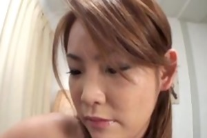 large boobed young asian licked part6