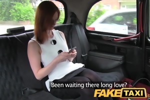 faketaxi red head with large natural tits hopes