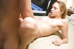 young girl screwed by biggest ramrod