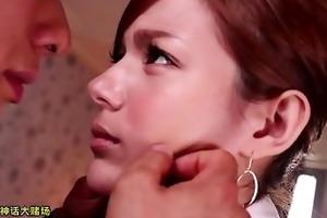 japanese gals enchant engaging sister at