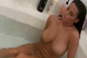 lascivious wife filmed by neighbor during the