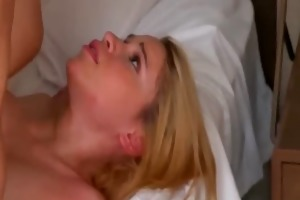 small chick struggle to fit massive cock 17