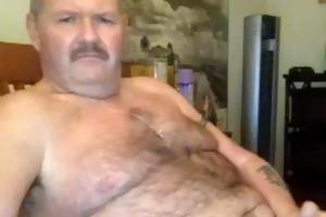 daddy bear jerking
