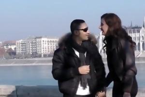 mature euro whore picks up stranger for fuck