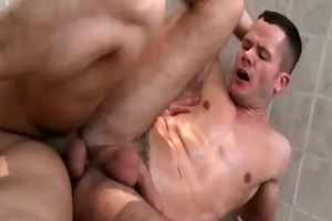 youthful guys get fucked by gay coarse studs in