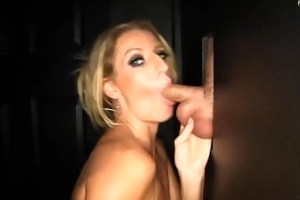gloryhole secrets country girl avonna sucks