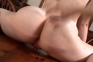 pierced pussy youthful dark brown angel acquires