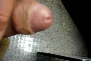 66 yr old grandpa jackoffs and cum #39