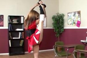innocenthigh young skinny cheerleader sensi pearl