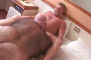 older gay bears dirk dad ric part5