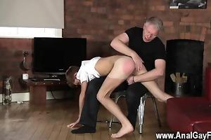 sexy homo drubbing the schoolboy jacob daniels