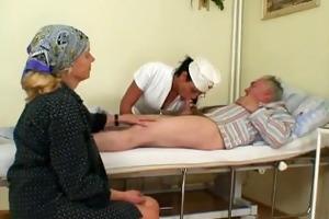 old mans and nubile nurse fuck