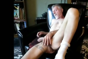 old sexually excited chap