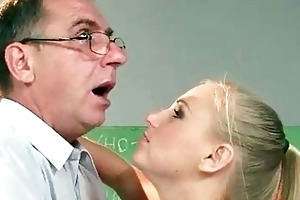 legal age teenager fucking her old teacher