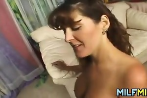 obese mother sucking and fucking