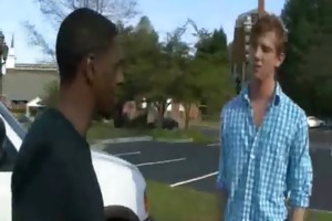 sexy black gay boys fuck white youthful dudes