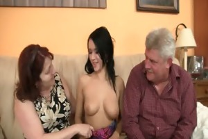 Girl granny daddy innocent seduceed by fucked by is and You, maybe, were