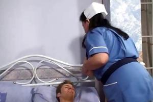 enfermera entrada en carnes