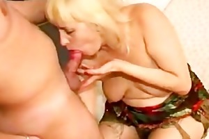 chubby russian mommys mature and their young