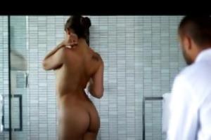 pornpros sexy girlfriend bathes in milk and cum
