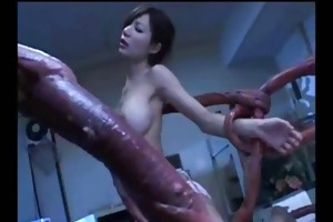 breasty youthful oriental gal gets penetrated