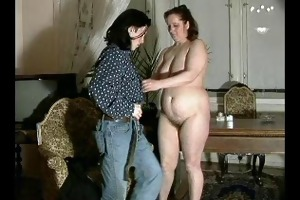 sexy mamma n93 brunette older with a young man
