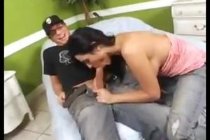he bonks his slut aunt