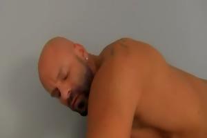 homo guys jason got trio muscle daddy ass!
