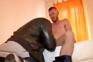 xxl hunk raw fucks and breeds older lad