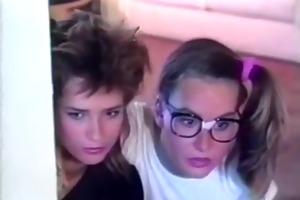 old school threesome