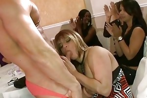 hot youthful burnette sucks down