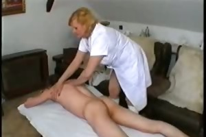 massage from grandma