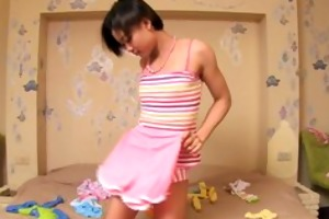 barely legal legal age teenager tgirl